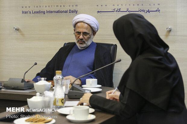 گفت و گو با رئیس کمیته فرهنگی و آموزش ستاد مرکزی اربعین