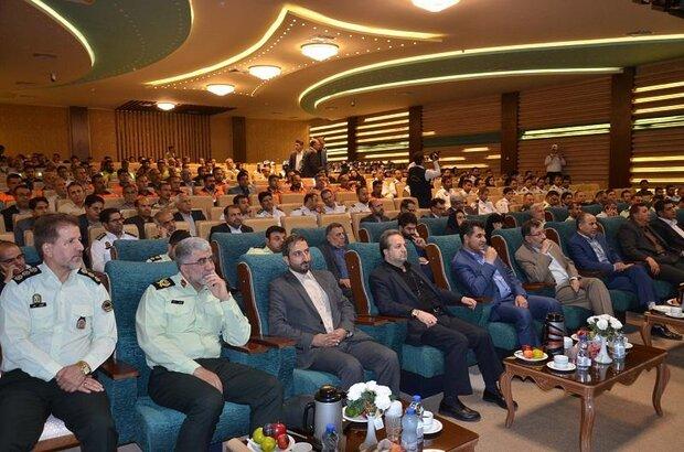 نمونه های ترافیکی در شیراز تجلیل شدند