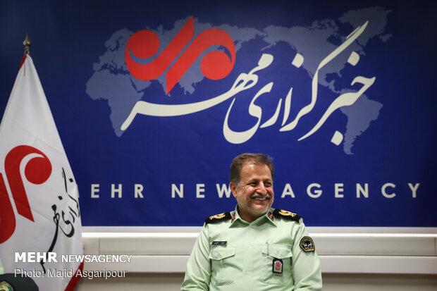سردار سرتیپ دوم پاسدار وحید مجید رئیس پلیس فتا ناجا