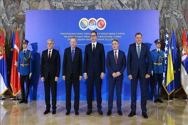 اجلاس سهجانبه ترکیه، صربستان و بوسنی و هرزگوین
