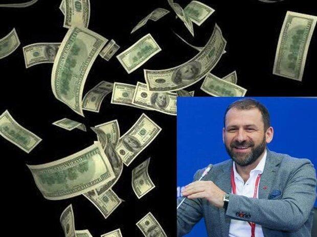 روسی ارب پتی نے کانفرنس کے شرکاء پر  ڈالروں کی بارش  کردی
