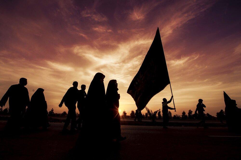 قدم در مسیر عاشقانه کربلا/ مرزها میزبان حضور میلیونی زائران شد –  | اخبار ایران و جهان