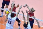 Iran loses to US 3-1 at FIVB World Cup
