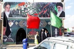 بازدید سرزده امام جمعه همدان از موکب های مسیر پیاده روی اربعین