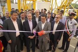 نیروگاه برق بندر بوشهر افتتاح شد