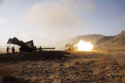 Army Ground Forces start large-scale wargame in NW Iran