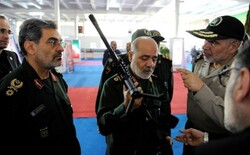Iran' military achievements among best in globe