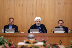 Fighting terrorism, corruption an honor: Rouhani