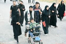 بازگشت ۴۷۰۰ زائر اربعین به کشور از مرز خسروی
