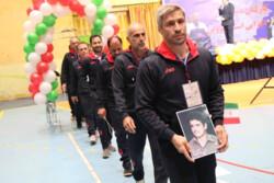مسابقات المپیاد کارکنان دولت در قزوین آغاز شد