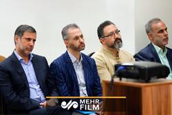 چهارمین دادگاه رسیدگی به اتهامات علی دیواندری