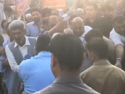 اسلام آباد میں تاجروں کی احتجاجی ریلی پر پولیس کا لاٹھی چارج
