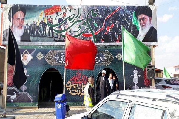 ستاد اجرایی فرمان امام در ۶ مرز به زائران اربعین خدمات میدهد