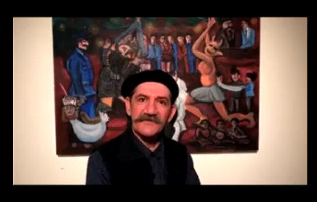 حمید جبلی «رستم و دیو و آشنایان» را نمایش می دهد