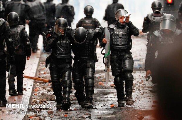 تظاهرات مردم اکوادور علیه سیاستهای دولتی
