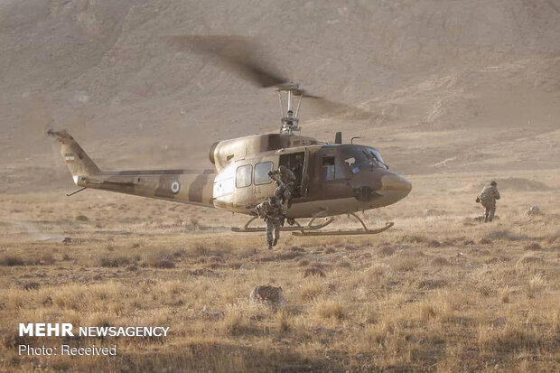 Unannounced army drills in NW Iran
