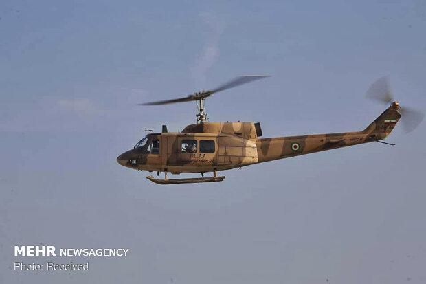 مناورات عسكرية فجائية للقوات البرية التابعة للجيش الإيراني شمال غرب إيران