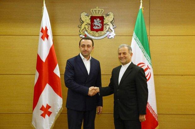 پیام تبریک وزیر دفاع ایران به همتای گرجستانی خود تقدیم شد