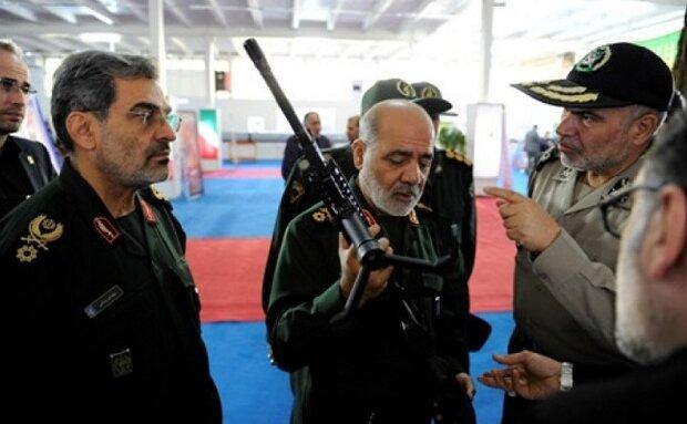 Iran' military achievements among best in globe