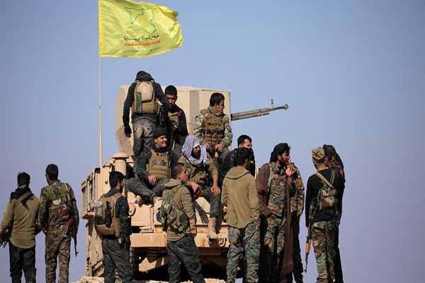 نیروهای تحت حمایت آمریکا نوجوانان سوری را میربایند