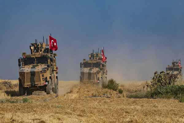 Turkey launches military operation in northeastern Syria against YPG forces