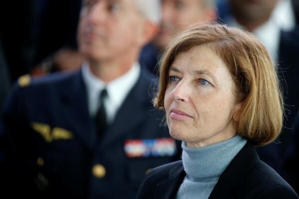 وزیر دفاع فرانسه: حمله نظامی ترکیه به سوریه باید متوقف شود