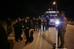 استقرار ۳۲۸ اتوبوس در مرز چذابه برای بازگشت زائران