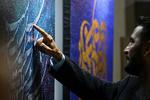 برنامههای هنری گالریها تحت تاثیر آغاز هفته خوشنویسی
