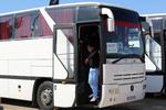 اتوبوسهای اعزامی از کرج به عراق ۲۱ مهرماه آغاز به کار میکنند