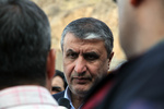 Iran, Iraq have construction of Mehran-Najaf highway on agenda: road min.