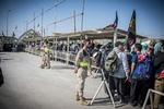 تردد زائران از مرز خسروی امروز (جمعه) تا ساعت ۱۴ انجام شد