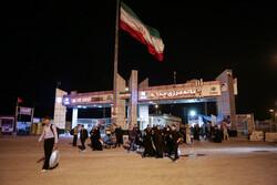 زائران اربعین مرز چذابه را برای تردد انتخاب کنند