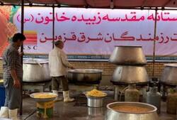 ظرفیت اسکان برای ۴هزار زائر/ ۱۲هزار پرس غذا توزیع میشود