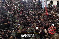 تجمع و بینظمی در مرز مهران