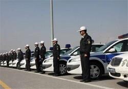 ۹۰ تیم گشتی پلیس راه در محورهای ایلام حضور دارند