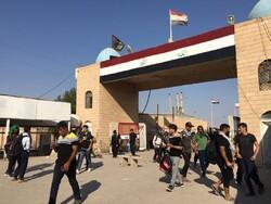 مرز شلمچه از سوی دولت عراق بسته شد