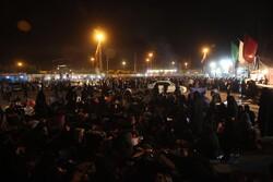۸۰۰ هزار زائر از مرزهای شلمچه و چذابه وارد خوزستان شدند