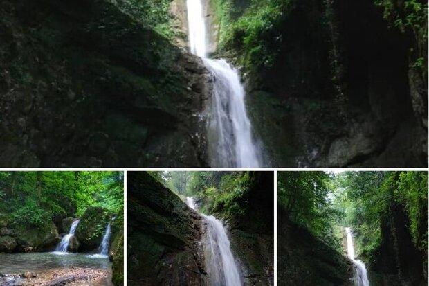 « دارنو»؛ گنجینه ای از آبشارهای رویایی