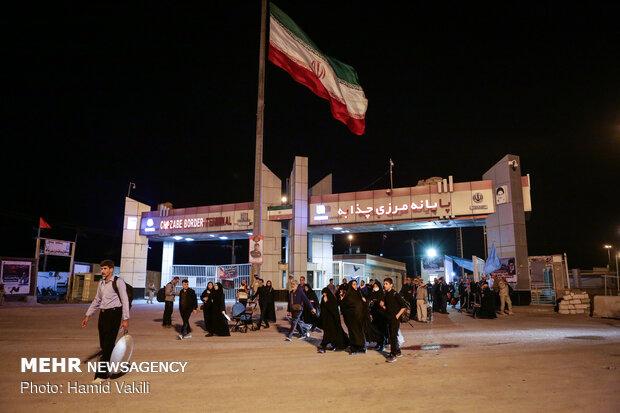 خوزستان برای تأمین آب مورد نیاز زائران اربعین مشکلی ندارد