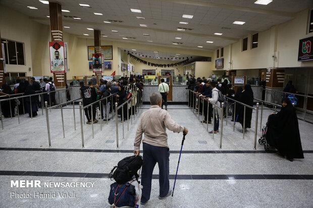 مرزهای شلمچه و چذابه ۲۴ ساعته باز هستند/عراق زیرساخت کافی ندارد