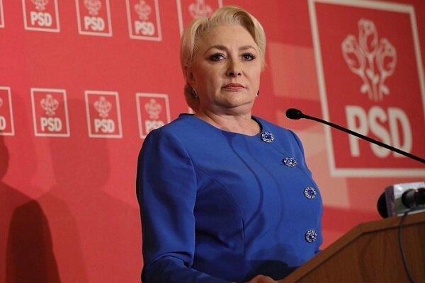 کابینه رومانی سقوط کرد