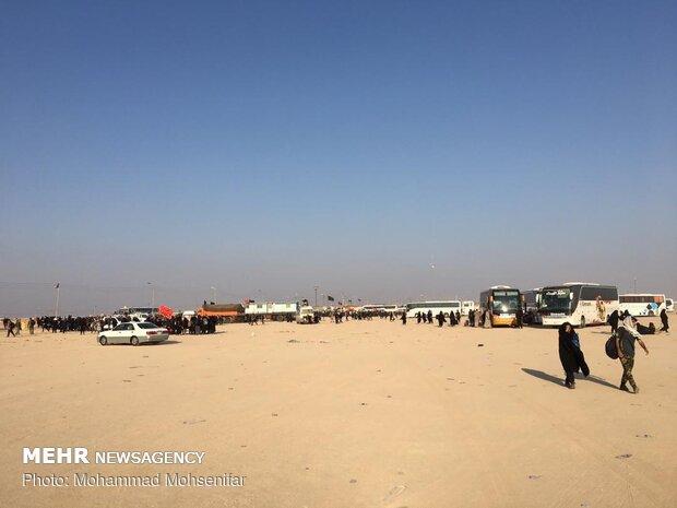 ۱۱ هزار اتوبوس برای بازگشت زائران پیشبینی شده است