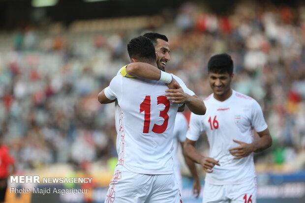 Iran vs Cambodia in 2022 World Cup qualifiers