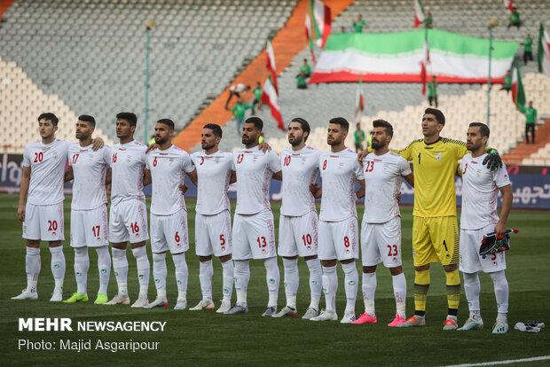 لیست تیم ملی فوتبال ایران مقابل عراق اعلام شد