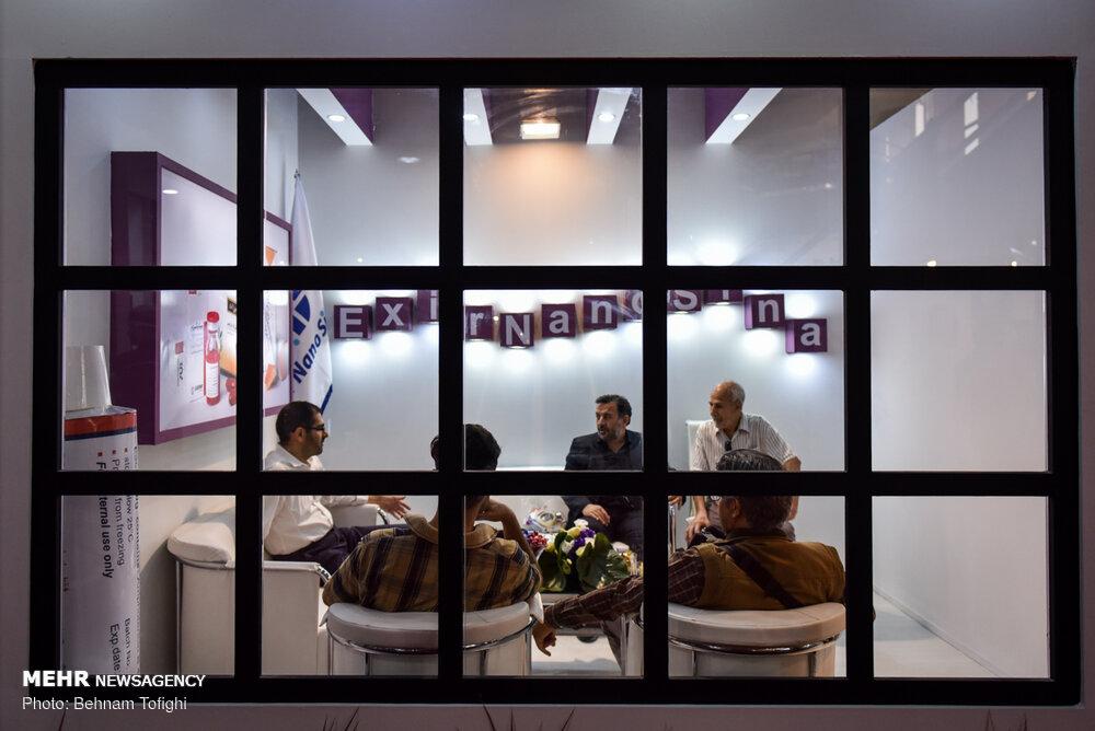 دوازدهمین نمایشگاه بین المللی نانو