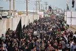 سرگردانی مردم در مرز بسته شلمچه