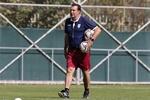 دفاع مجدد فدراسیون فوتبال از قرارداد با مارک ویلموتس