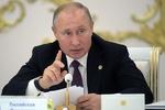 روسی صدر کا نیٹو کی سرگرمیوں کے بارے میں تشویش کا اظہار