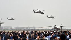 چین میں ہیلی کاپٹر کی 4 روزہ نمائش کا آغاز
