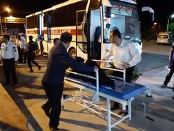 ۲ زائر اربعین حسینی به علت تصادف در خوزستان فوت شدند